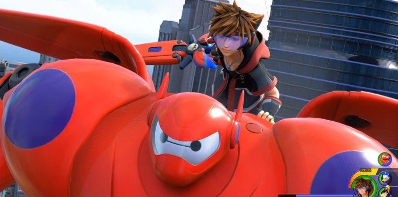 El mundo de Big Hero 6 en Kingdom Hearts III luce nuevas imágenes