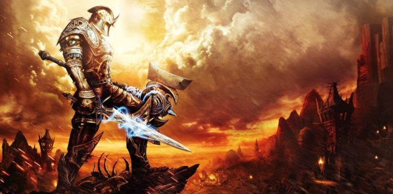 Un nuevo Kingdoms of Amalur: Reckoning dependería de Electronic Arts