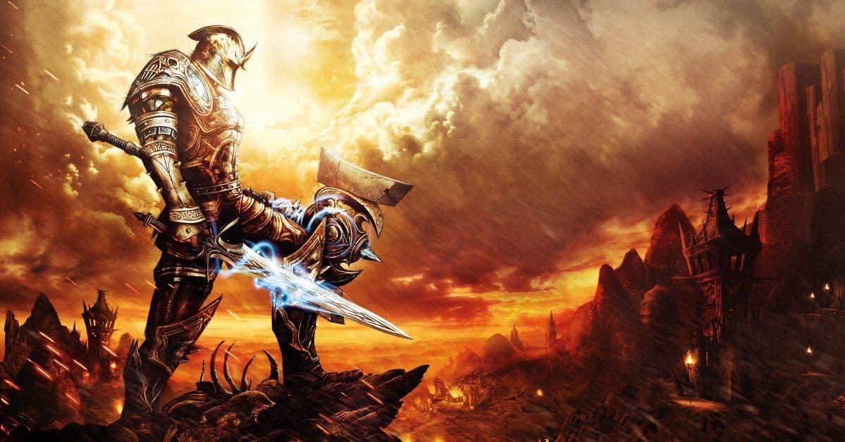 Imagen de Un nuevo Kingdoms of Amalur: Reckoning dependería de Electronic Arts