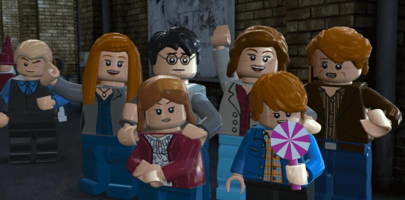 LEGO Harry Potter Collection confirma su llegada a Xbox One y Switch con un tráiler