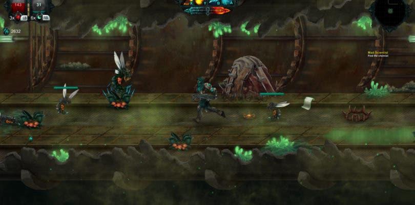 El RPG Moonfall Ultimate ya se encuentra disponible