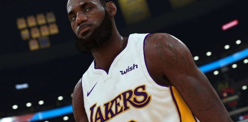 Ya disponible la actualización 1.05 para NBA 2K19 en Nintendo Switch