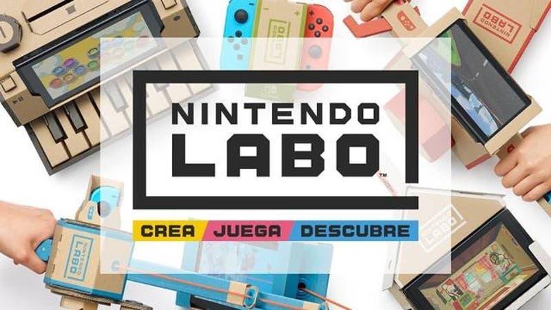 Imagen de Probamos el Kit de vehículos de Nintendo Labo