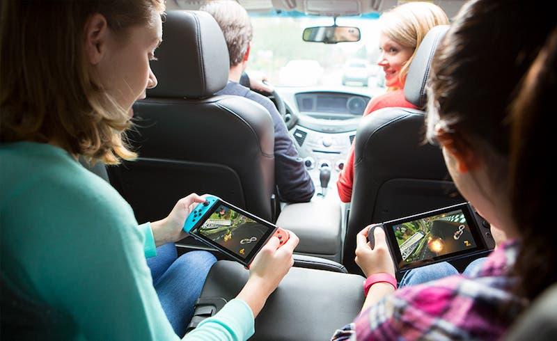 Imagen de Os explicamos cómo compartir juegos en Nintendo Switch
