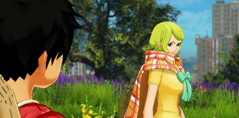 Isaac y Jeanne se muestran en el nuevo vídeo de One Piece: World Seeker