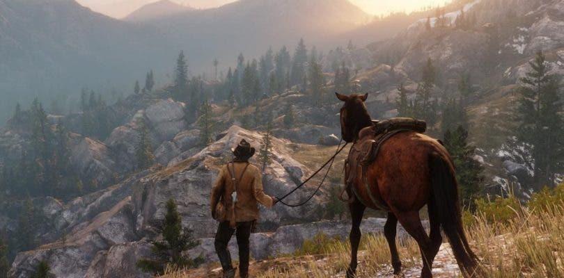 La edición física para PS4 de Red Dead Redemption 2 vendría en dos discos