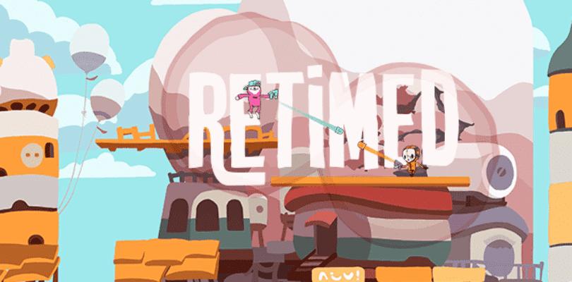 Se confirma la fecha de lanzamiento de Retimed en Nintendo Switch