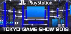 Sony anuncia su línea a seguir durante el Tokyo Game Show 2018