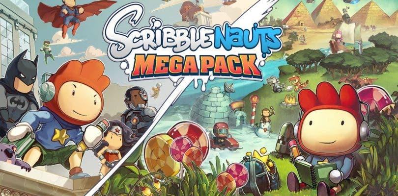 Scribblenauts Mega Pack llega a PlayStation 4, Xbox One y Switch con un tráiler