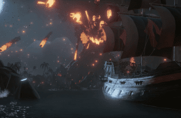 Sea of Thieves: Forsaken Shores presenta un teaser tráiler