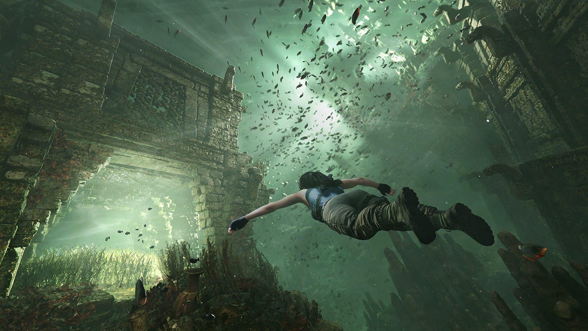Imagen de Shadow of the Tomb Raider estrena demo en consolas y PC