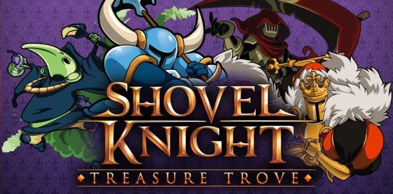 Shovel Knight contará con una edición física que incluirá todas sus expansiones