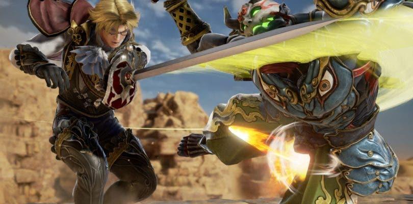 SoulCalibur VI luce sus combates en el tráiler de lanzamiento