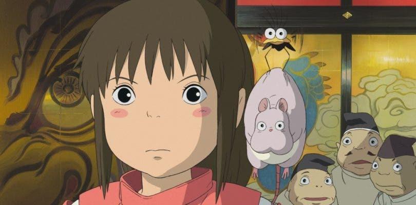 El Blu-ray y DVD de El viaje de Chihiro llegará a España en noviembre