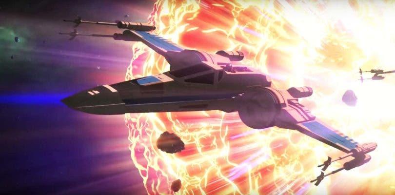 Los pilotos juegan al Quidditch en el tráiler final de Star Wars Resistance