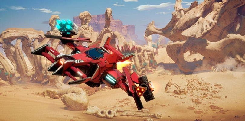 Judge y Chase protagonizan los nuevos vídeos de Starlink: Battle for Atlas