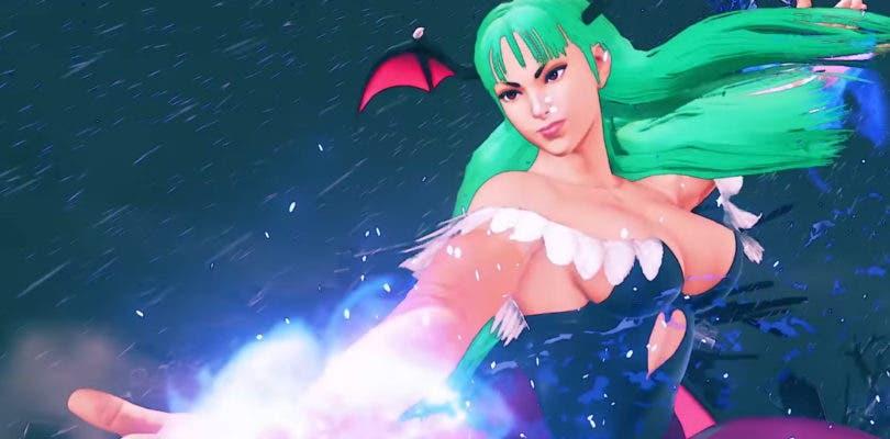 Darkstalkers se acerca a Street Fighter V para celebrar el próximo Halloween