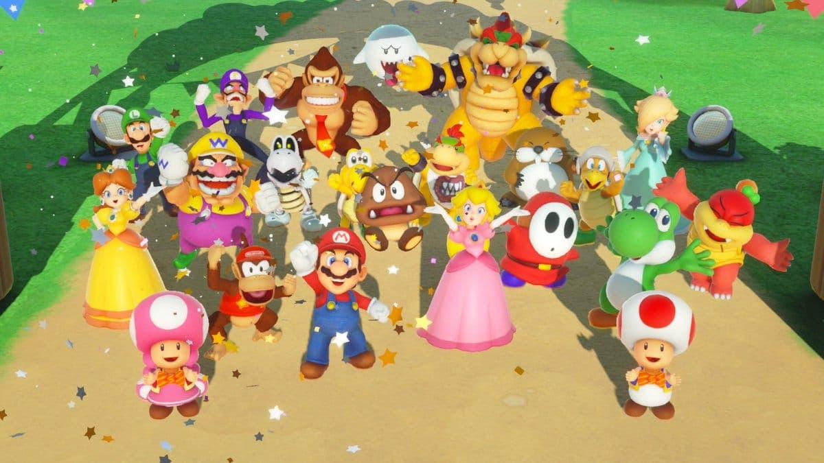 Imagen de Super Mario Party pudo haber contado con DLC y un pase de temporada