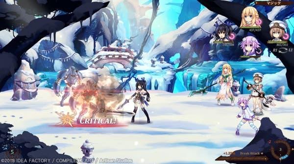 Imagen de Compile Heart retrasa la comercialización oriental de Super Neptunia RPG