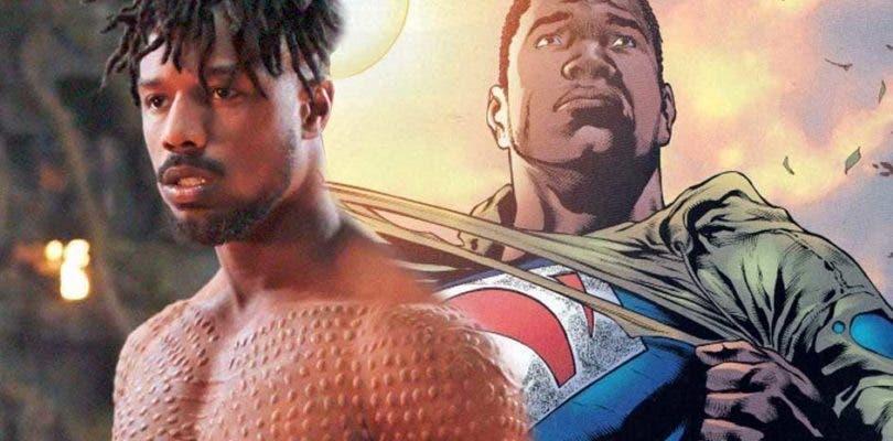 Michael B. Jordan podría sustituir a Henry Cavill como el nuevo Superman