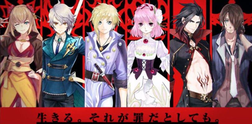 Bandai Namco nos presenta a todo el elenco de protagonistas de Tales of Crestoria