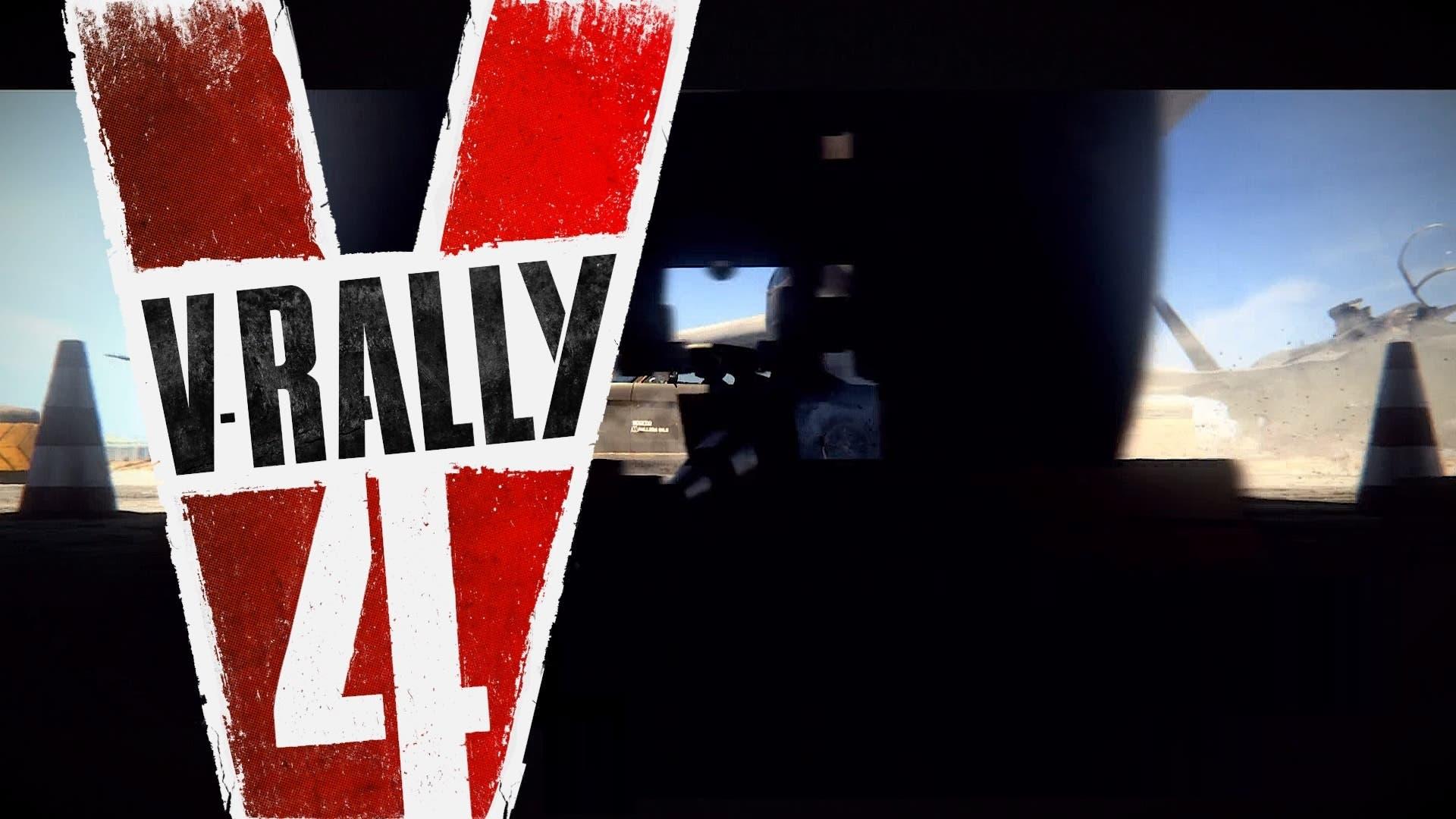 Imagen de Análisis V-Rally 4