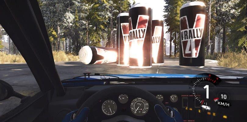 V-Rally 4 anuncia su fecha de lanzamiento en Switch