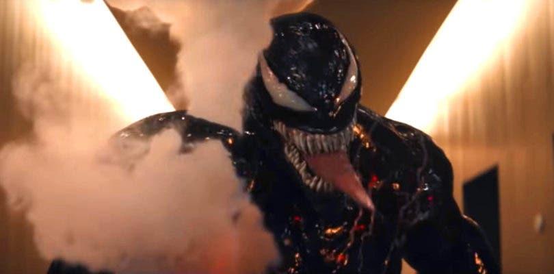 He aquí el clip de Venom que todo fan estaba esperando