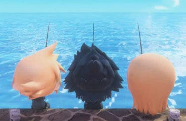 World of Final Fantasy Maxima deja nuevas muestras de su gameplay en la Tokyo Game Show