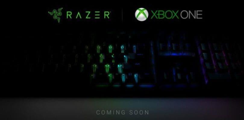 Xbox One dará soporte para teclado y ratón desde el próximo mes