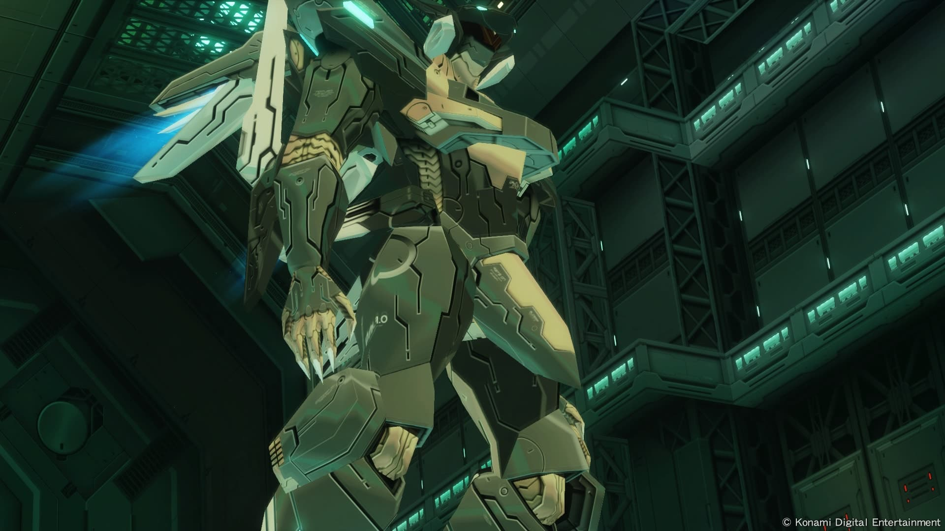 Imagen de Análisis Zone of the Enders: The 2nd Runner - MARS