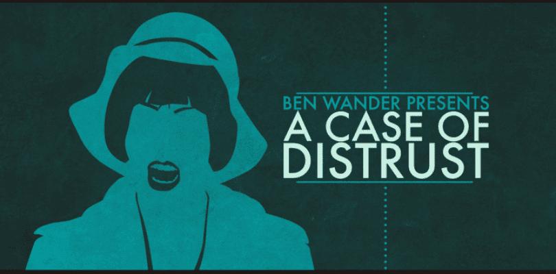 La historia detectivesca A Case of Distrust llegará este mismo mes a Nintendo Switch