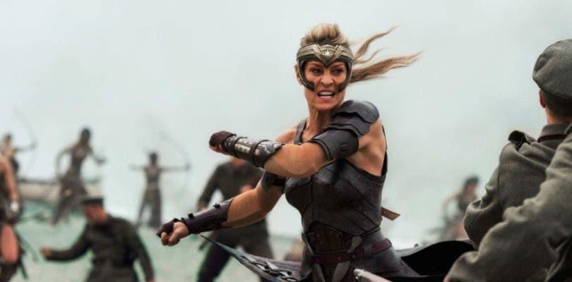 Robin Wright volverá como Antiope en Wonder Woman 1984