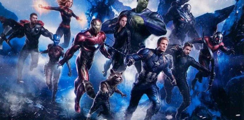 Revelados los concept-arts de Avengers 4 en alta definición