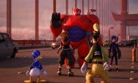 big hero 6 kingdom hearts III