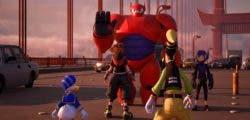 big hero 6 kingdom hearts III
