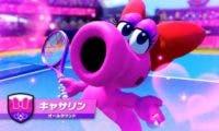 Mario Tennis Aces presenta a Birdo en su nuevo tráiler