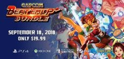 Capcom Beat 'Em Up Bundle llegará más tarde a Steam que a consolas