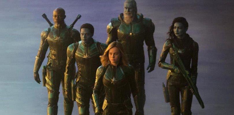 El presupuesto de Captain Marvel se quedaría por la parte más baja del UCM