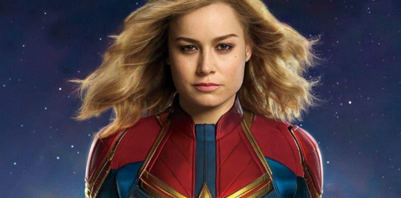 El primer tráiler de Captain Marvel se estrenará el próximo martes