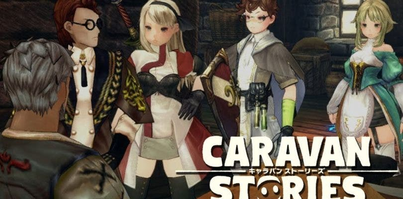 Caravan Stories llevará su propuesta MMORPG free to play a PlayStation 4