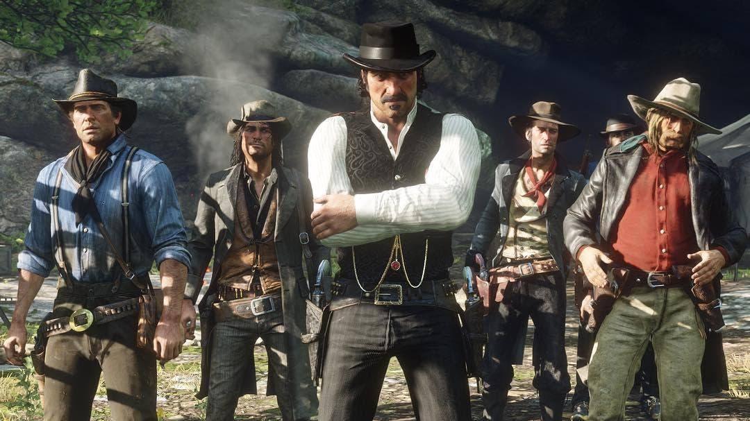 Imagen de Red Dead Redemption 2 tendrá un multijugador de hasta 32 jugadores