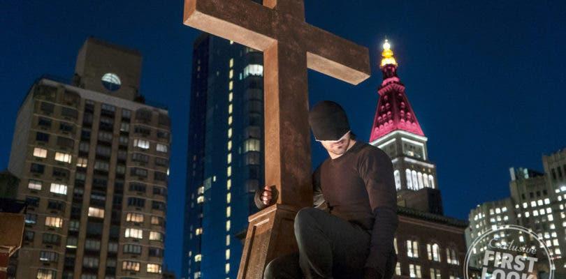 Matt vuelve al mundo en las nuevas imágenes de la tercera temporada de Daredevil