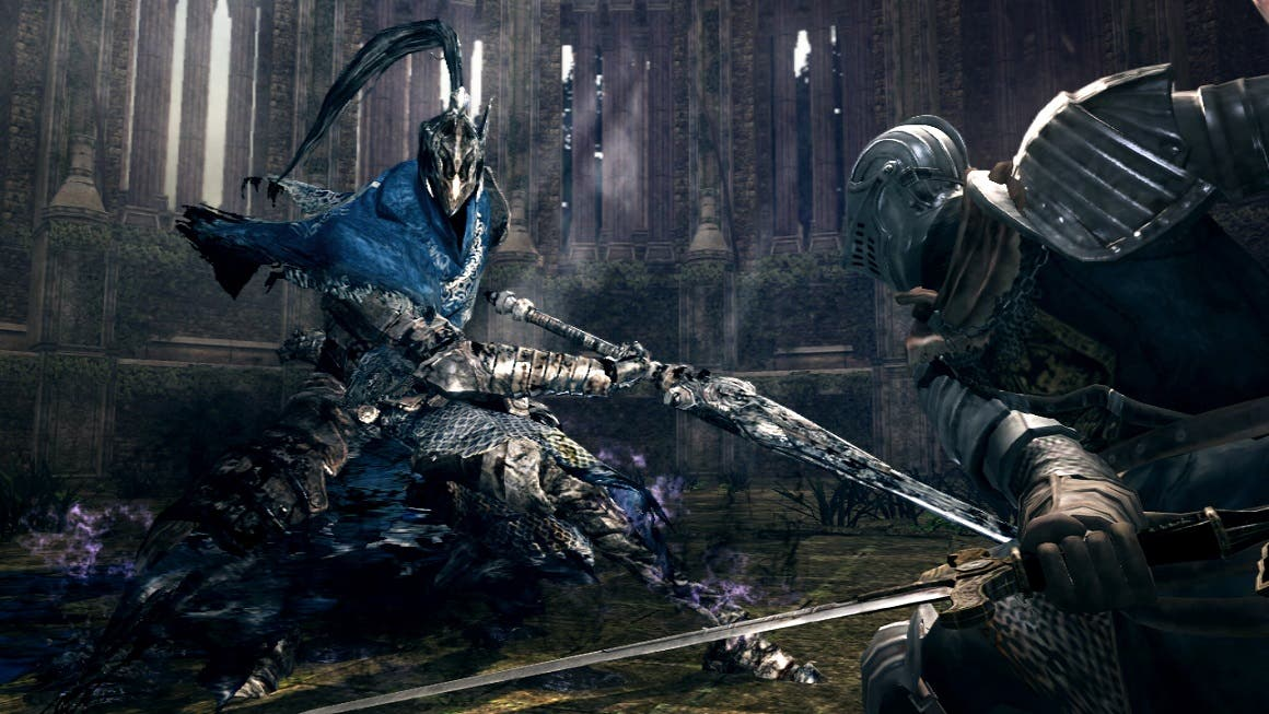 Imagen de Comparan Dark Souls en sus versiones de PS3, Switch y PS4