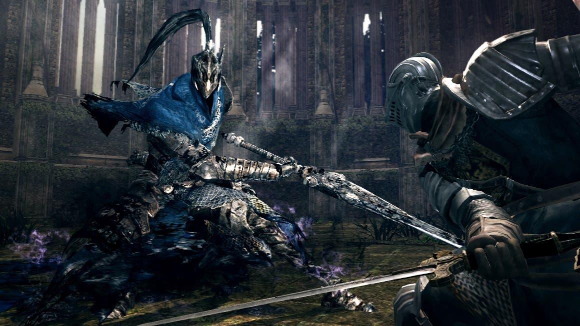 Imagen de Comparan Dark Souls en sus versiones de PS3, Switch y PS4