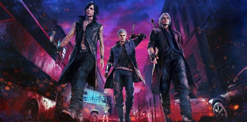 Así es la brutal edición ultra limitada de Devil May Cry 5