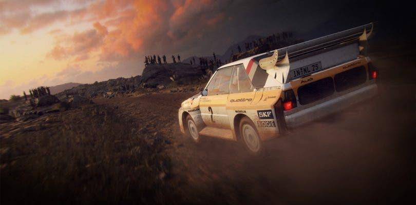 Primeras pinceladas sobre el modo carrera de DiRT Rally 2.0