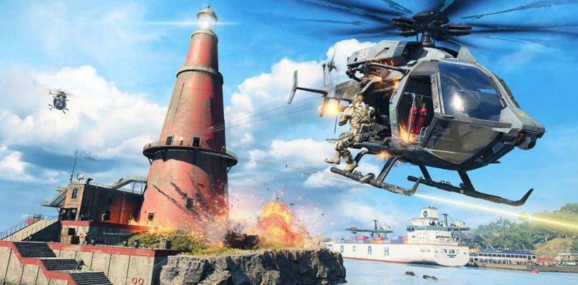 La beta de Call of Duty: Black Ops 4 Blackout recibe actualización en PlayStation 4
