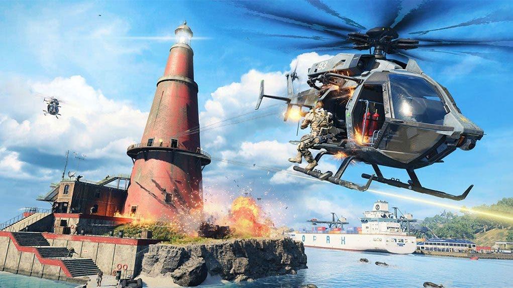 Imagen de Call of Duty: Black Ops 4 Blackout señala las mejoras para el lanzamiento