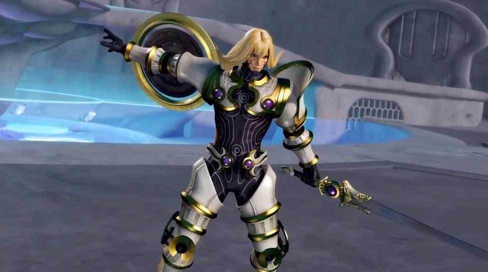 Imagen de Square Enix incorpora al roster de Dissidia Final Fantasy NT a Kam'lanaut